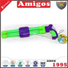 newest product Water cannon 3 color mixed purple/green/red hot summer water toy gun