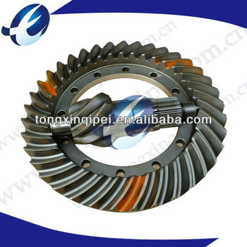 FAW crown and pinion