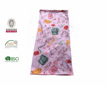 BSCI fashionable wholesale custom printing neckwear /bandana