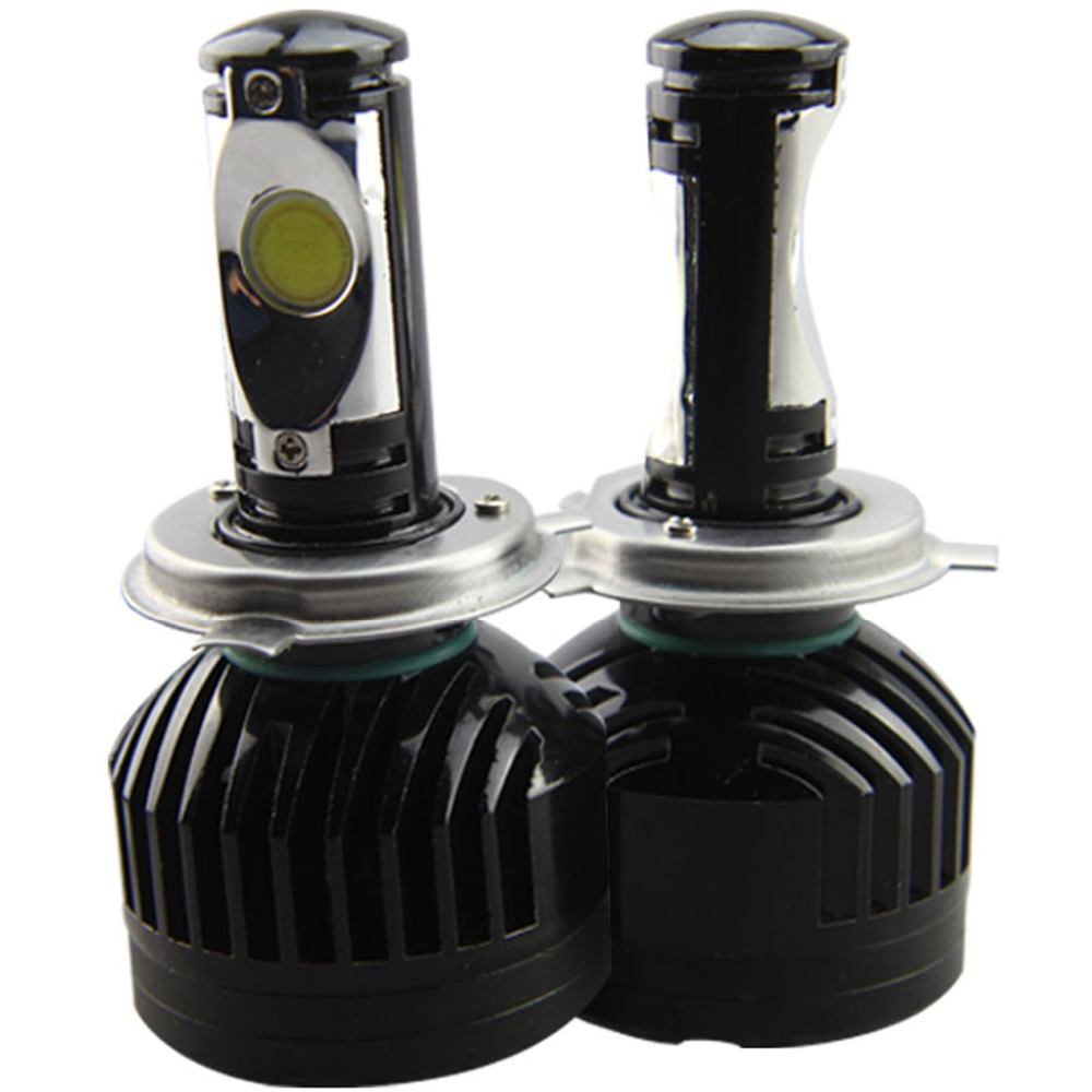 led headlight bulbs 6000K h4 led cree  PK H7 H8 H9 H10 H11 H13 HB3 HB4 9005 9006 9004 9007 led lamp