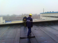 building waterproof membrane material price for roof