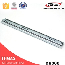 high quality high qualit stainless steel mini ball bearing drawer slides