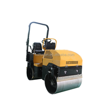 3 ton Single Drum Vibratory Road Roller LSS203 Construction Machinery Compactor Price