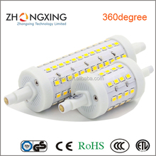 led r7s light 118mm 10w 20w replace halogen bulbs