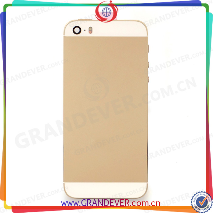 Wholesale Full Housing Back Cover Replacement for iPhone 5