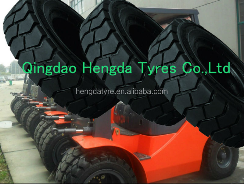 Tire Manufacturer New Deep block 8.25-15 Forklift tire dealers in China