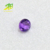 2.0mm amethyst stone round brilliant cut