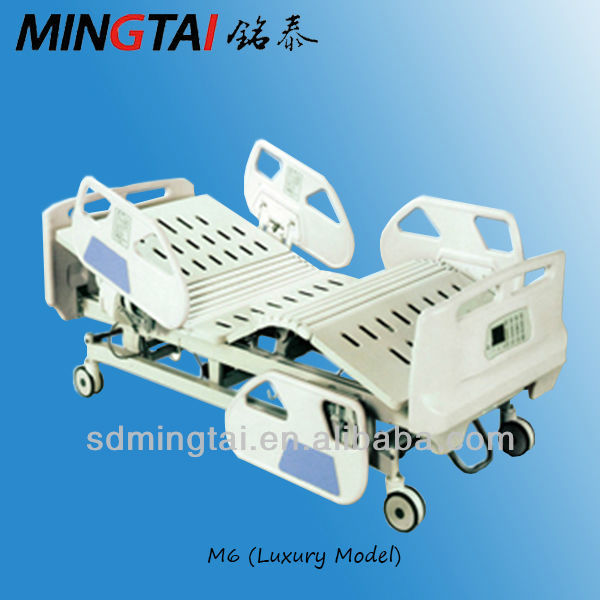 CE & ISO approved Multi-function Electric Nursing Bed
