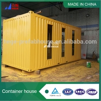High Quality Flat Pack Container House