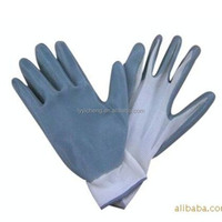 Nitrile Coated Gloves Factory Approved By