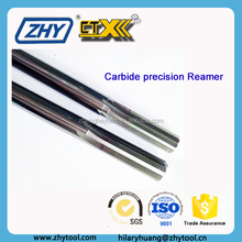 ZHY Solid Carbide CNC Milling MachineReamer/Tungsten Reamer Cutting Tool