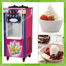 Soft industrial ice cream filling machine for sale
