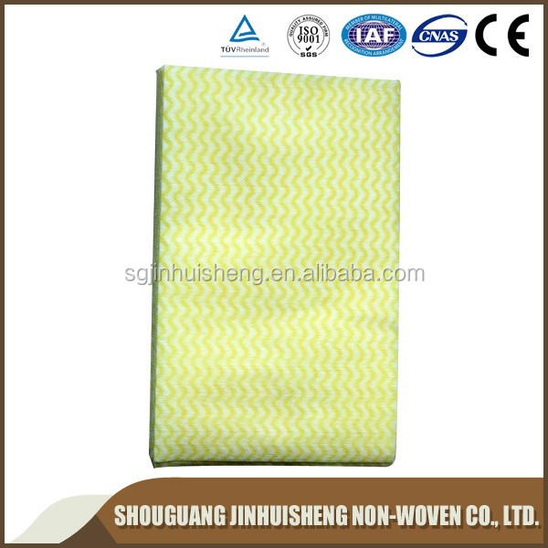 viscose polyester spunlace nonwoven fabric for wet wipes towel and clean cloth wipes/towel fabric