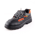 Fashion Design Low Factory Price Hard Lace Up Mining Safety Shoes Heavy Duty Work