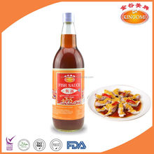Hot Sale Fish Sauce 750ml high quality