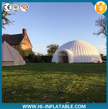 Inflatable party tent for outdoor party/event