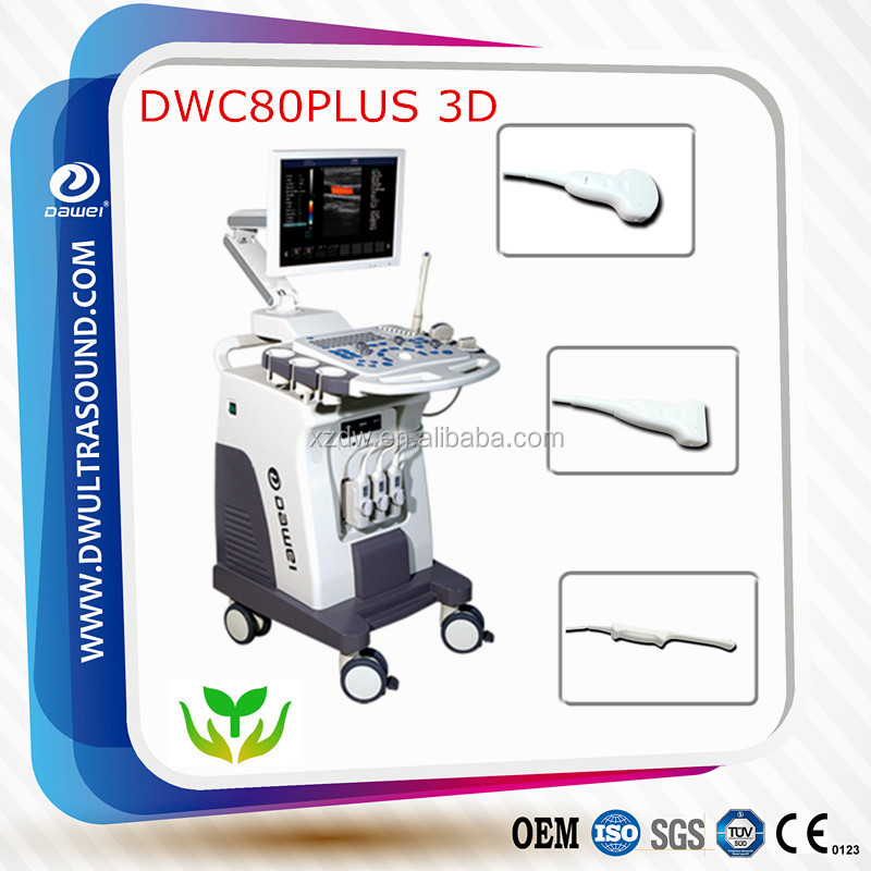 Hospital used Color Doppler Ultrasound Equipment & doppler machine