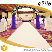 needle punched polyester velour carpet for wedding, exhibition,cosino,show, car ,hotel