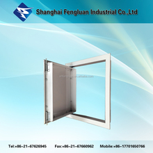 Ceiling aluminum air conditioning duct access door