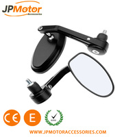 JPMotor Motorcycle Spare Parts Universal Motorcycle Mirrors Side Mirror Motorcycle Bar End Mirror