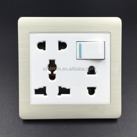 Programmable Mechanical Colored Timer Switch Socket