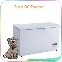358 L solar power freezer system 12v dc