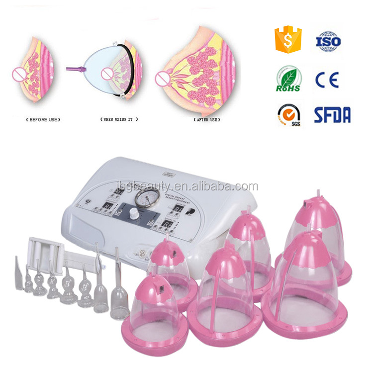 2015 new product ipl breast firming lift suction massage beauty machine with CE certificate