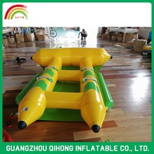 Hot Sale Pvc Funny Customize Fishing Boat Inflatable