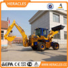 Heracles mini towable backhoe loader for sale with price