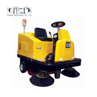 Magic Pavement Sweep Machine