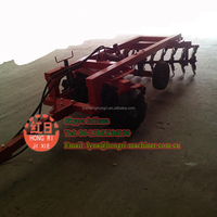 Farm machinery heavy duty offset disc harrow for sale
