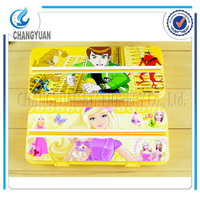 (CY6330) PP Material and Schools & Offices Use colorful glitter pencil box pencil pouch