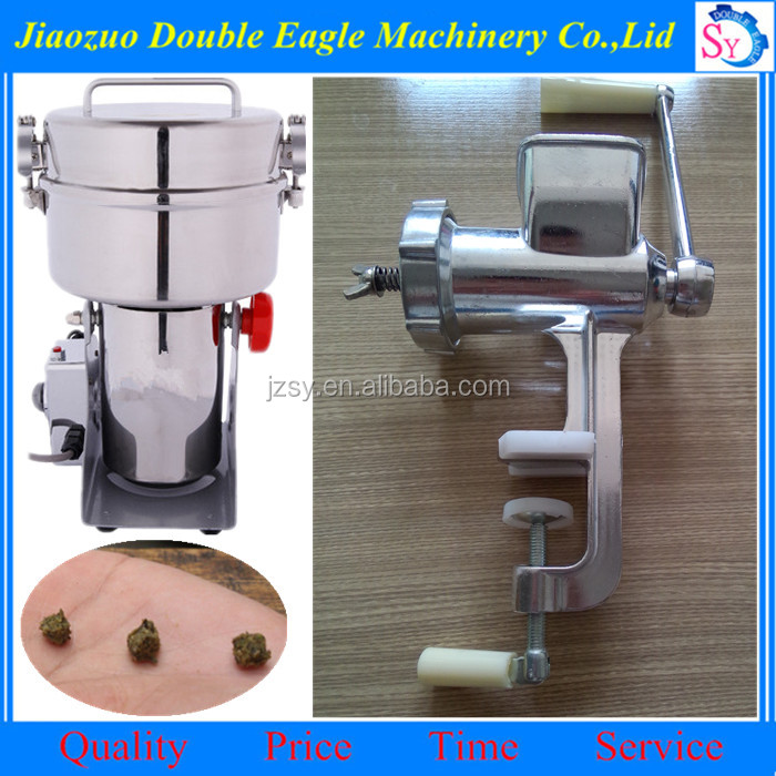 Household and Manual Feed Pellet Mill Machine