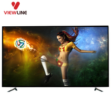2017 Chinese cheap flat screen android LCD TV 32/ 40/ 42/ 50/ 65 inch 4K LED television