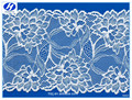 Hongtai Unique Design High Quality Low Price China Embroidery 15.5cm Lace Trim
