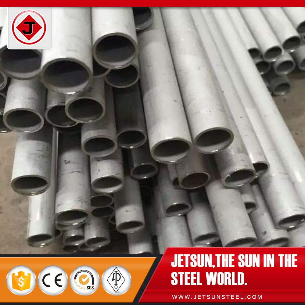 Wholesale ASTM 321 316 430 hot rolled stainless steel pipe