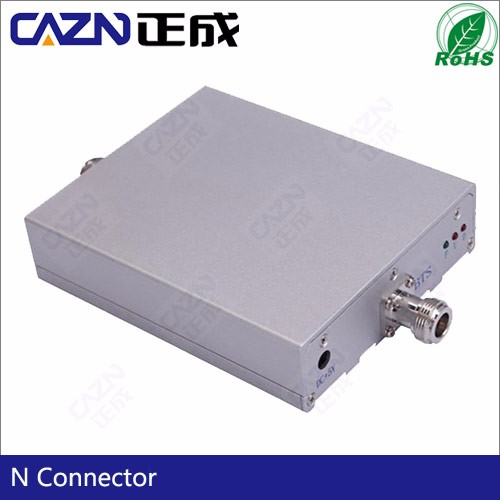 Signal Booster Amplifier Power Splitter 800-2500MHz Signal Divider with N Female Connector for Mobile Cell Phone