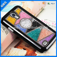 2014 new design ambulatory rhinestone mobile phone case for iphone (OBS-M4011)