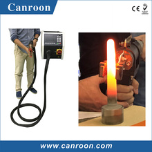 Canroon 10kw portable induction heating machine brazing equipment for metal heat treatment