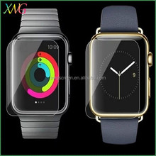 New Product 2015 superhard h9 tempered glass film screen protector for apple i watch