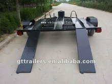 Motorcycle Trailer TR0106 power coated