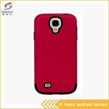 Low moq shockproof mobile cases for samsung galaxy s4