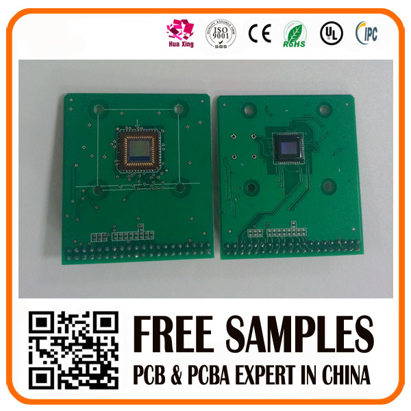 CCTV board module with CMOS sensing system
