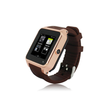 D8 smart watch mobile phone with sim card/camera 3G phone