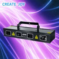 Four eyes dmx rgb christmas laser light Y3311