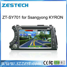 ZESTECH Wholesale high quality car audio for Ssangyong KYRON