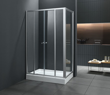 enclosed / clean/ rectangle shower room M-633
