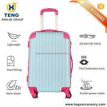 Bright Color Travel Luggage with Spinner Wheel