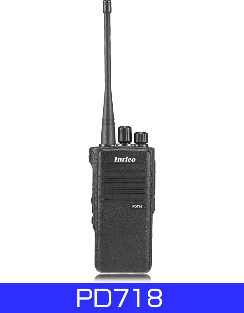 DMR Inrico Digital two way radio