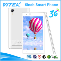 NEW android dual sim capacitive touch screen quad core 5inch touch screen gsm cdma mobile phone